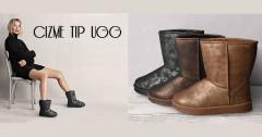 Cizme stil UGG