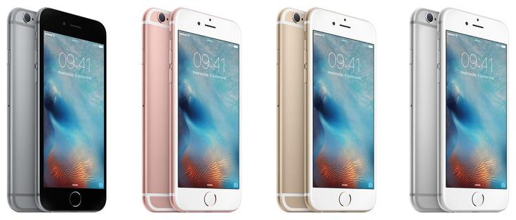 eMAG culori Apple iPhone 6s