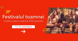 Festivalul Toamnei eMAG Octombrie 2015