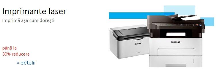 Imprimante laser Zilele IT eMAG