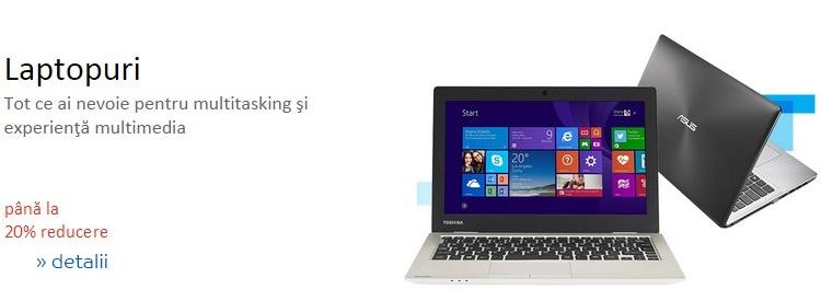 Laptopuri Zilele IT eMAG