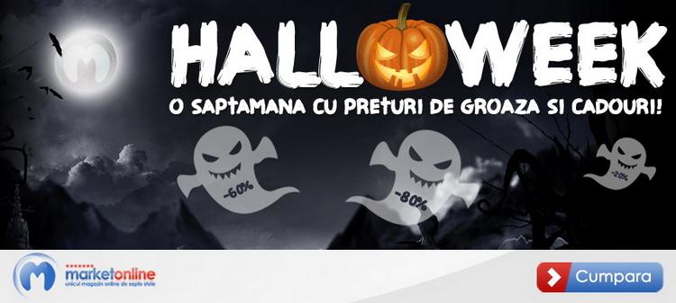 MarketOnline Halloweek