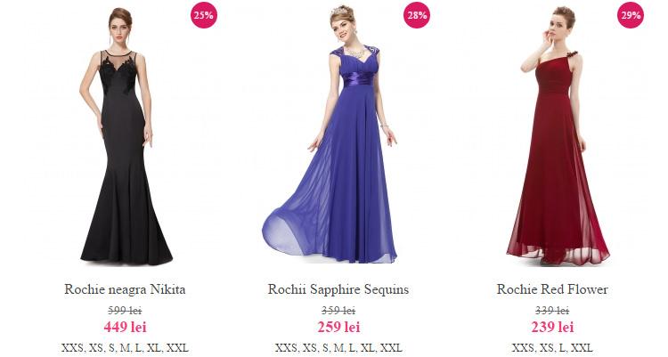 Modele rochii lux DeClub