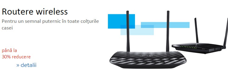 Routere wireless Zilele IT eMAG