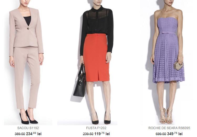 Discounturi haine NISSA
