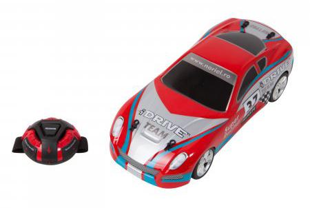 Masina iDrive - Next Generation Noriel