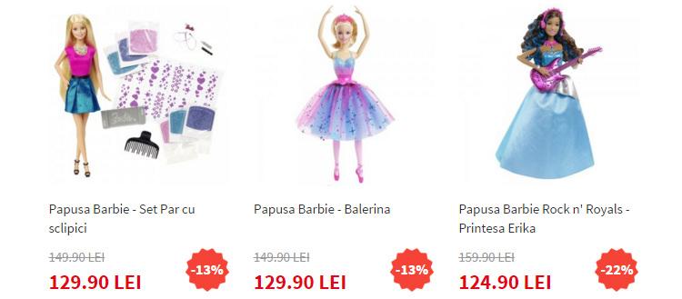 Papusi Barbie Noriel