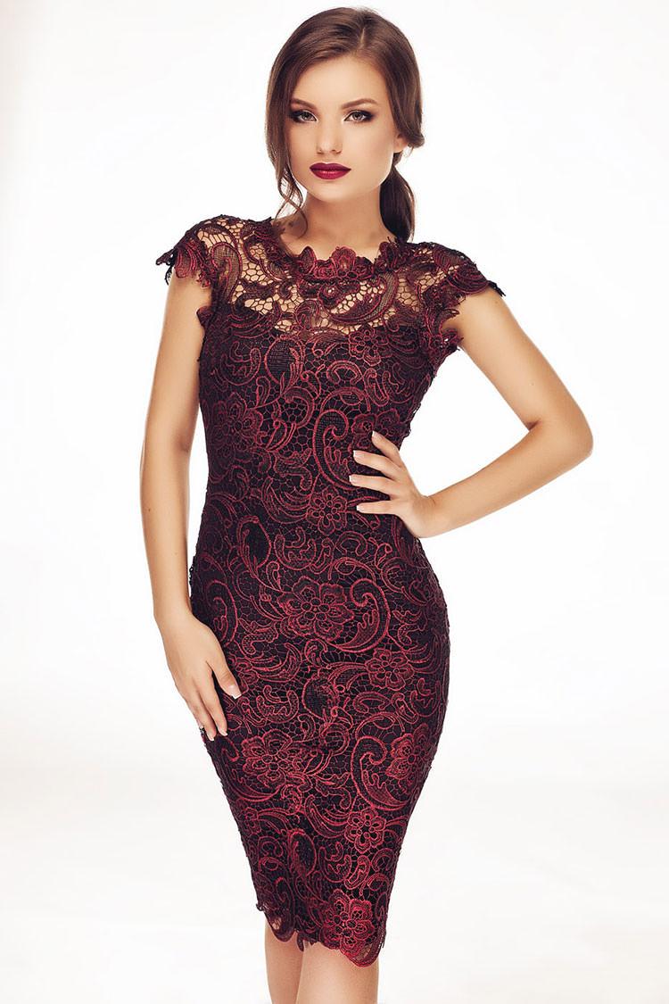 Rochie Miss Grey FashionUP!