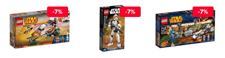 Seturi Lego Star Wars Elefant