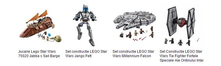 Seturi Star Wars Lego eMAG