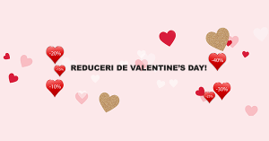 Oferte online Valentine's Day