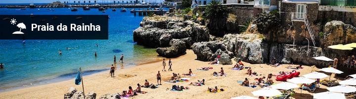 Praia da Rainha Coasta Lisabonei