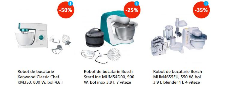 Roboti bucatarie discount eMAG