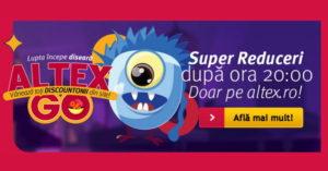 campanie promotionala altex go