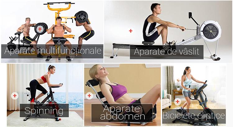 Aparate fitness SportAddict