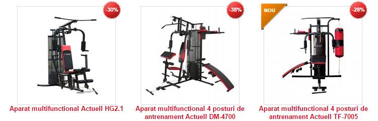 Aparate fitness SportPartner
