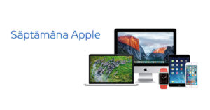 eMAG saptamana Apple