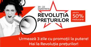 eMAG Revolutia Preturilor septembrie 2016