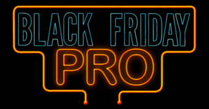 black friday pro 2016