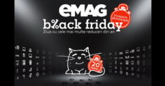 cand incepe black friday 2016 emag