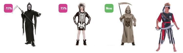 Costume de Halloween 3 Pitici