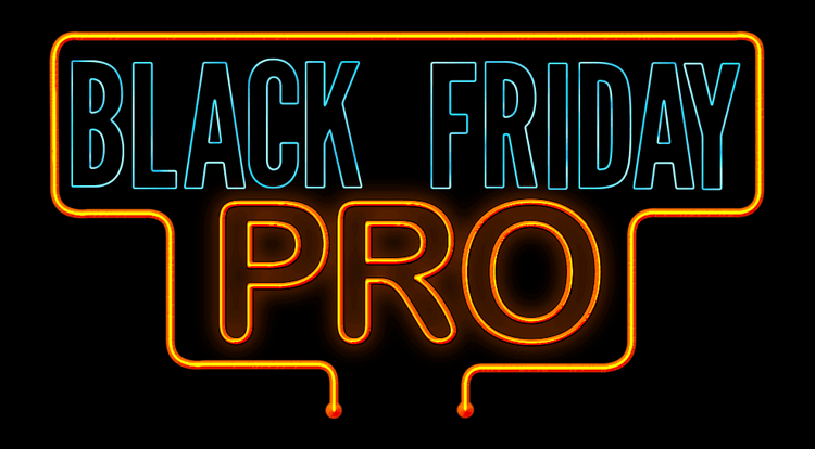 f64 black friday pro 2016