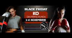 Campanie evoMAG Black Friday 2016