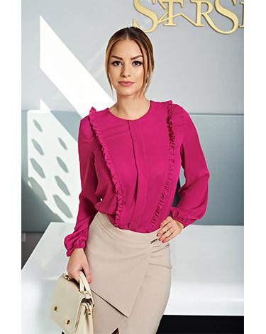 Bluza roz StarShinerS