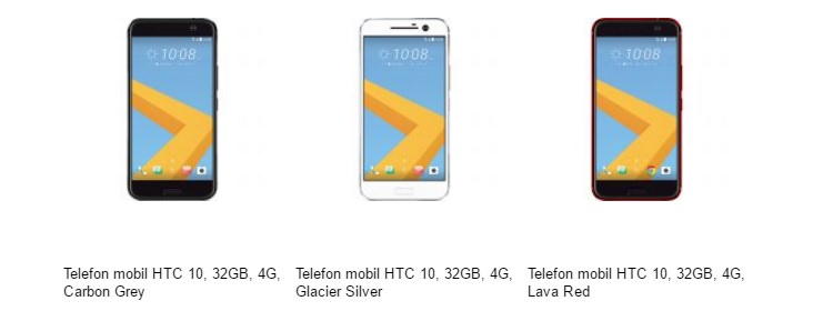 HTC 10 eMAG