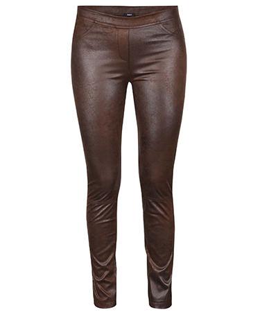 Pantaloni imitatie piele Alchymi ZOOT