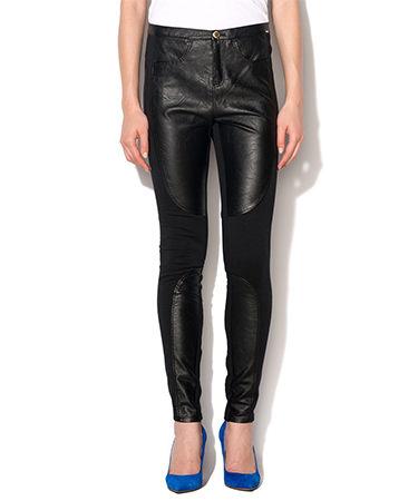 Pantaloni imitatie piele GAS FashionDays