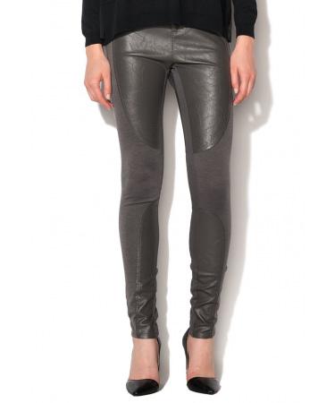 Pantaloni imitatie piele Sophie GAS eMAG