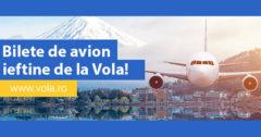 Oferte bilete avion ieftine Vola