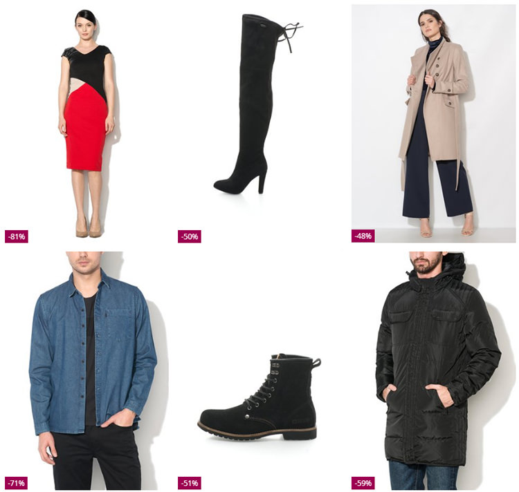 Reduceri Epic Sale FashionDays ianuarie 2017