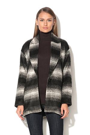 FashionDays palton dama Denim Hunter