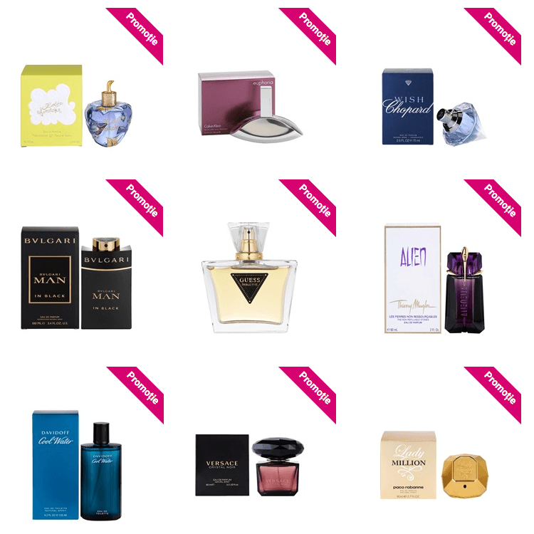 Promotii parfumuri Aoro
