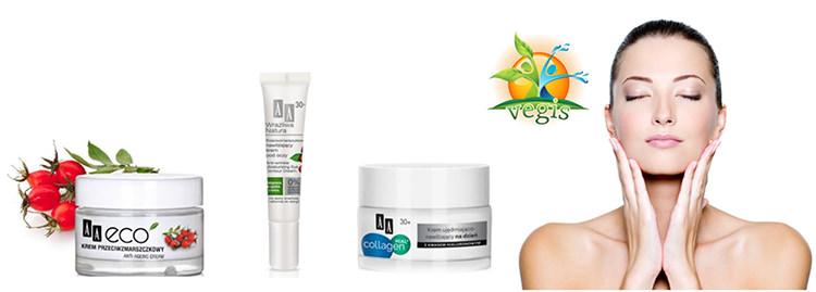 Cosmetice naturale Vegis