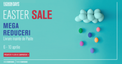 Campanie Easter Sale la FashionDays