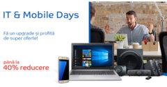 Campanie IT & Mobile Days din 15 - 21 mai 2017