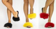Papuci cu blanita