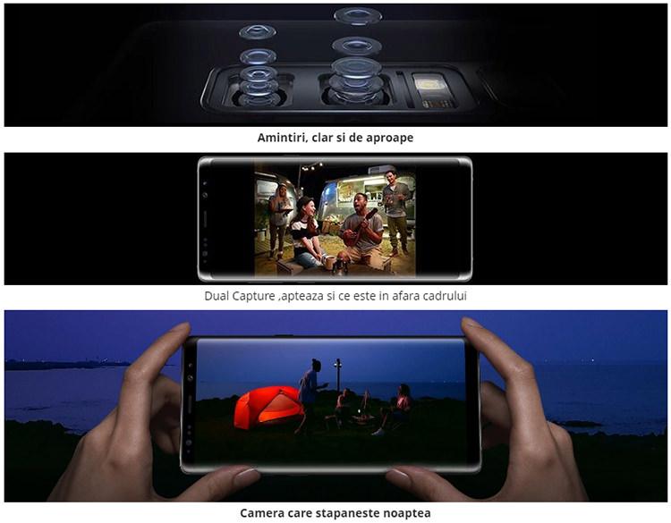 Camera Samsung Galaxy Note 8