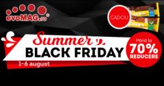 Campanie Summer Black Friday 2017 la evoMAG