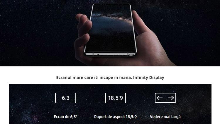 Ecran Infinity Display Samsung Galaxy Note 8
