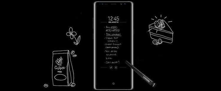 S Pen Samsung Galaxy Note 8