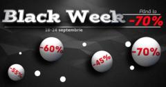 Campanie Black Week la evoMAG