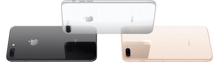 Design spate iPhone 8