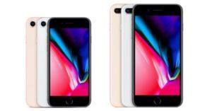 iPhone 8 iPhone 8 Plus