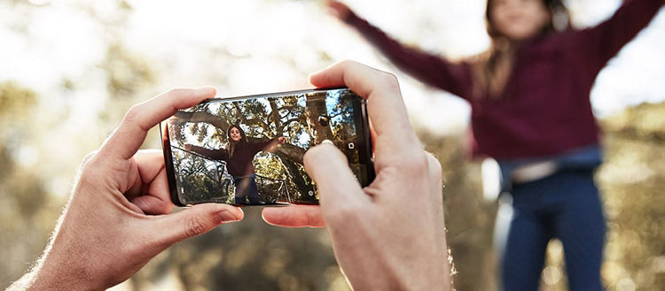 Focus Samsung Galaxy S9