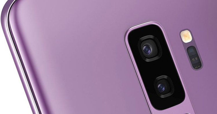 Camera Samsung Galaxy S9