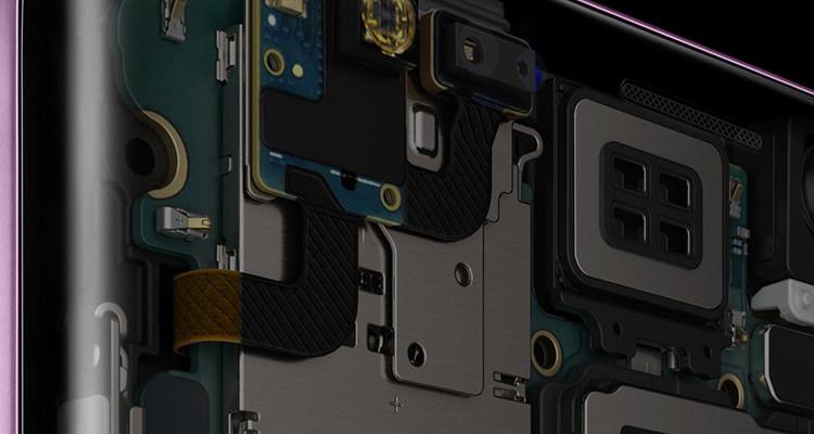 Componente Samsung Galaxy S9